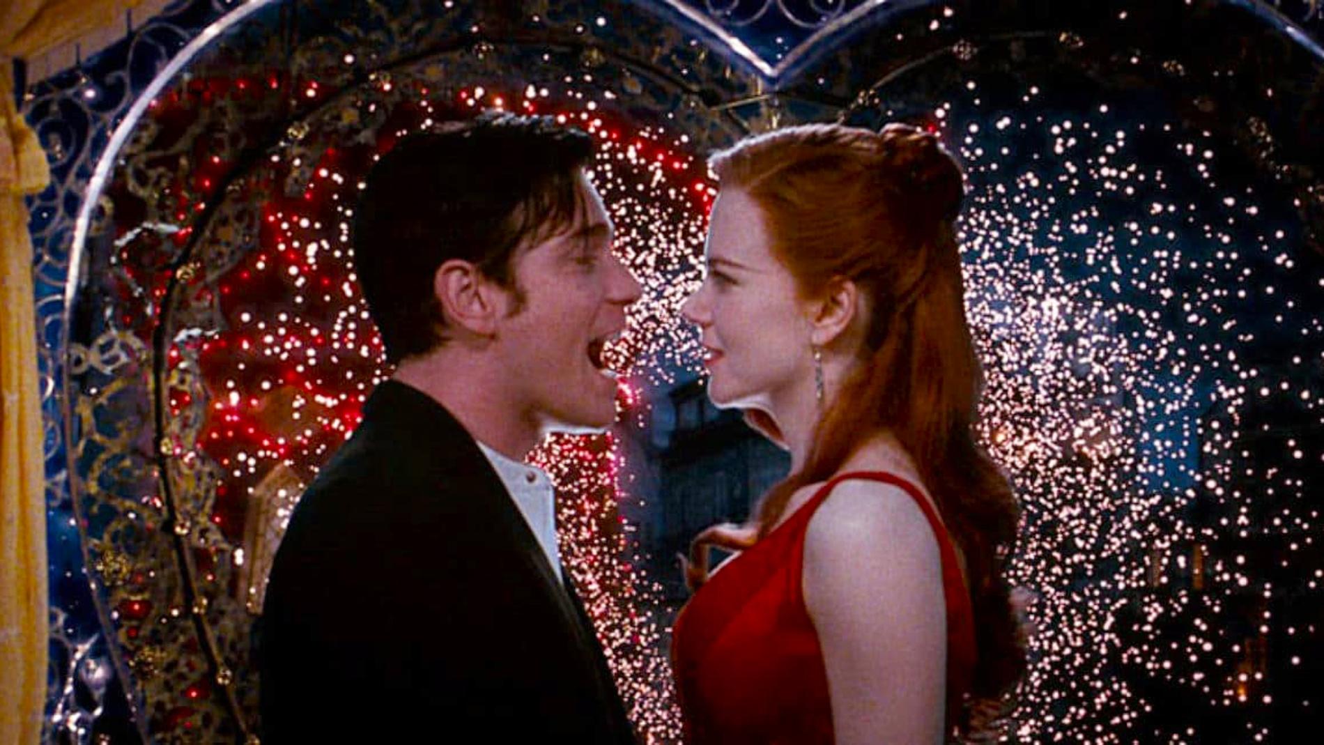 Ewan McGregor y Nicole Kidman en 'Moulin Rouge'