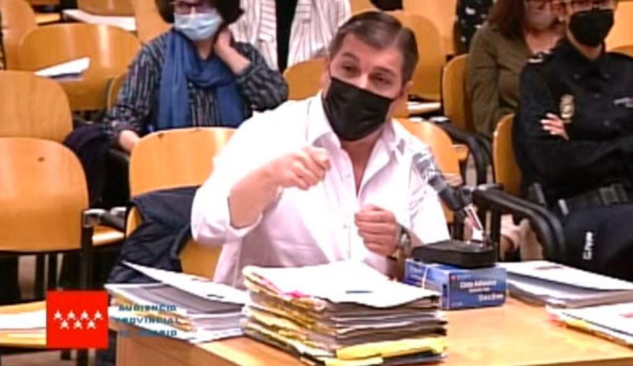 El 'Rey del Cachopo', culpable del asesinato de Heidi Paz