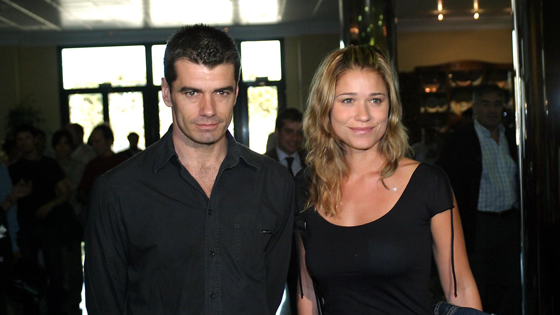 Toni Cantó y Carla Hidalgo cuando eran pareja