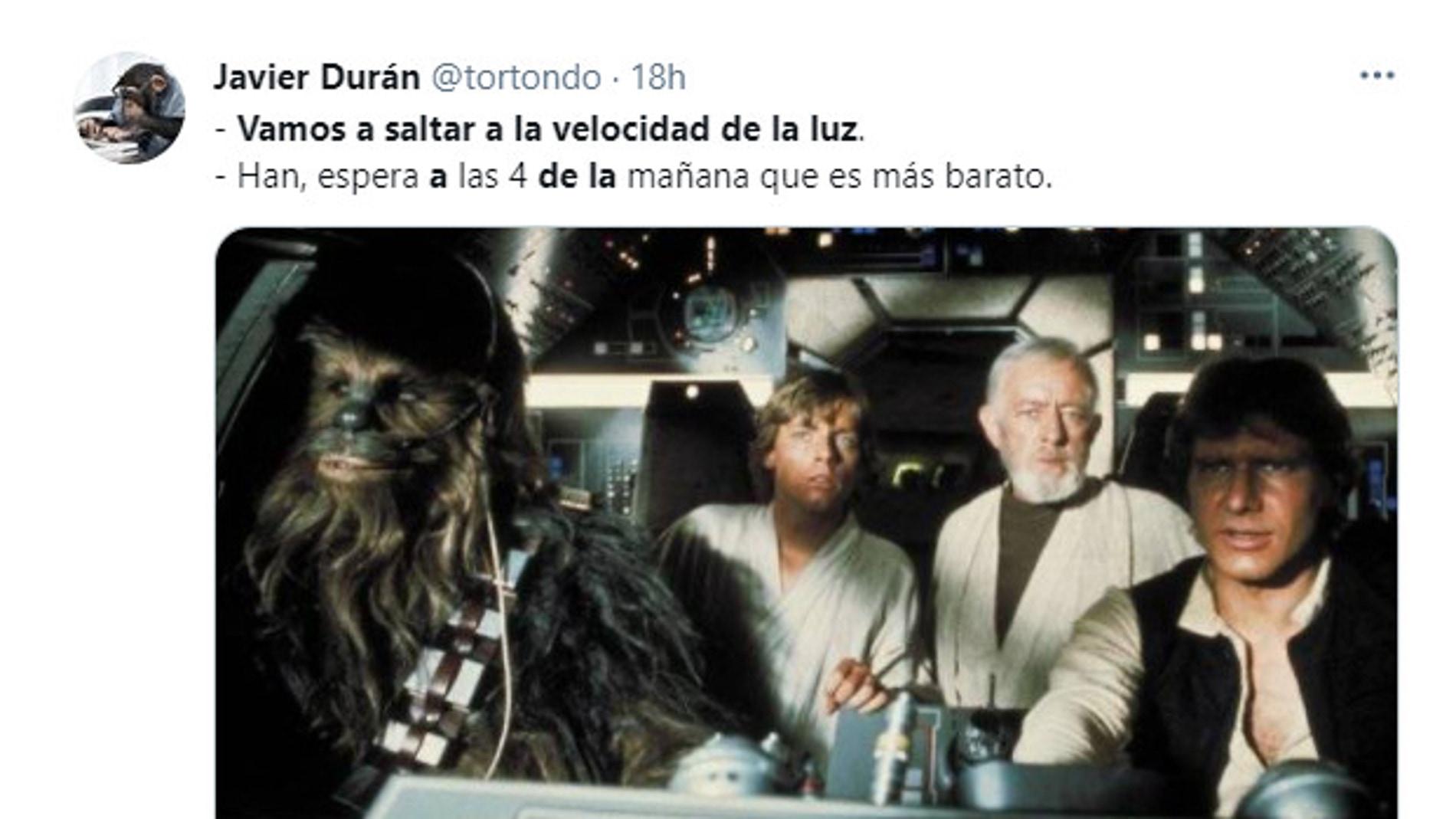 Tuit de @tortondo