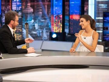 """El adelanto """"ilegal"""" de Ana Guerra como invitada especial de 'El Desafío': """"El mejor número que se ha hecho esta temporada"""""""