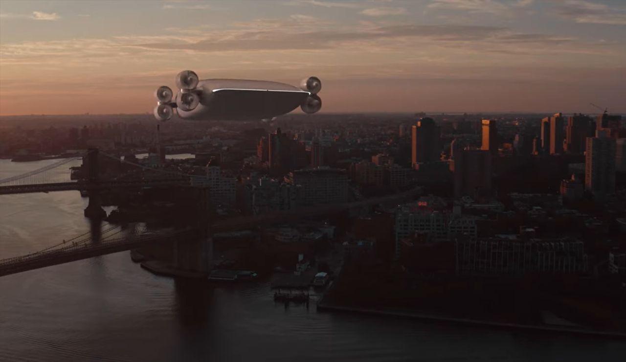 Bus volador, Kelekona