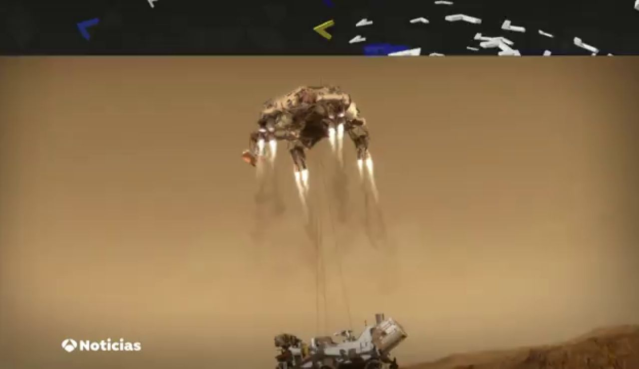 Nüwa, el prototipo de ciudad subterránea en Marte y apta para humanos