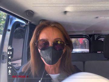 Así evitó Isabel Preysler que los paparazzis la descubrieran grabando 'Mask Singer'