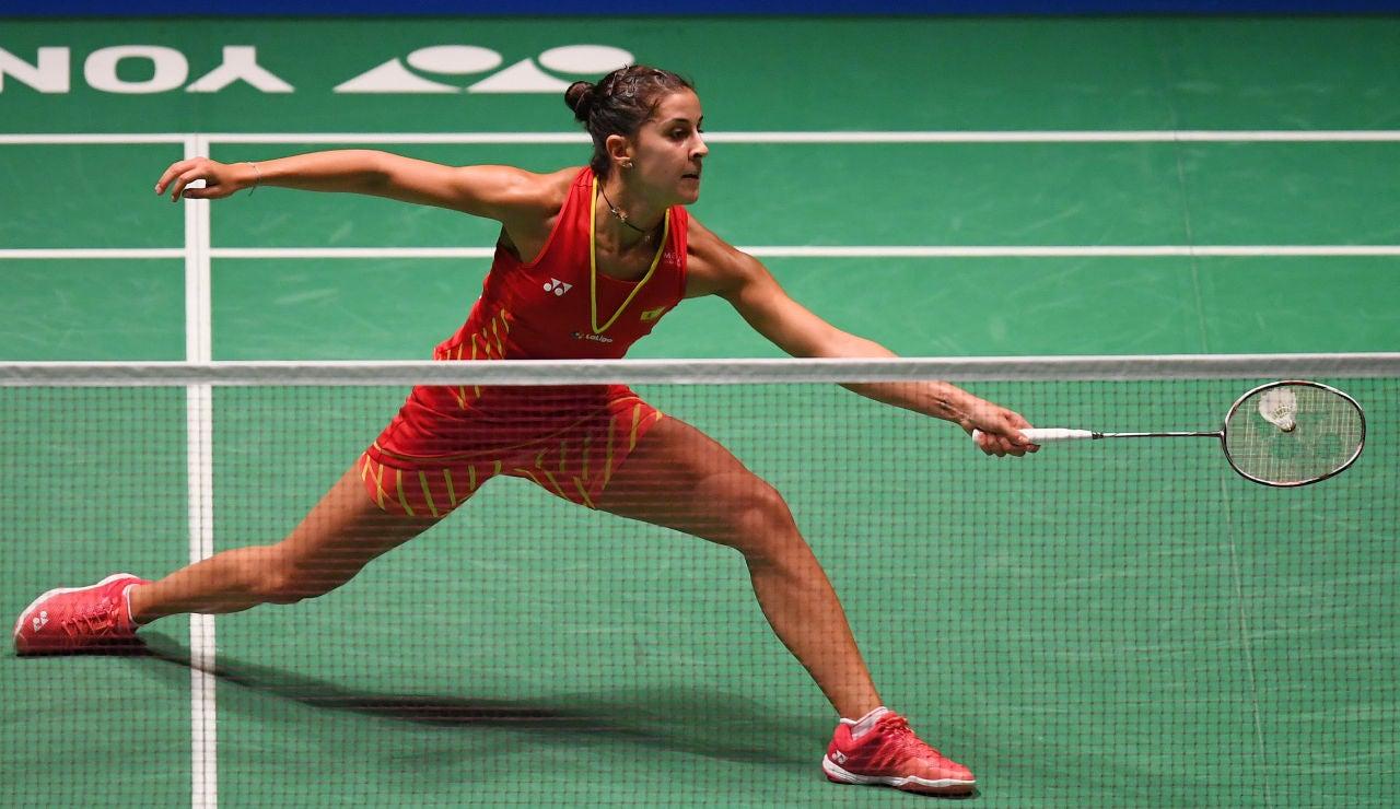 Carolina Marín se pierde los Juegos Olímpicos de Tokio tras romperse el ligamento cruzado anterior y los dos meniscos