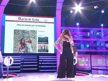 ¿Es Mariela o su hermana gemela, Rosabel? Arturo Valls desvela su mayor secreto en '¡Ahora caigo!'