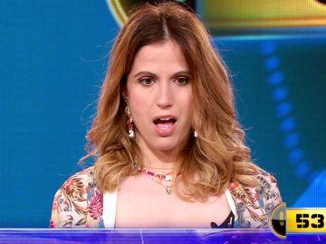 ¡De infarto! El libro que Mariela siempre recordará tras su Duelo Final por 97.001 euros en '¡Ahora caigo!'