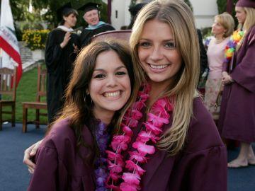 Rachel Bilson y Mischa Barton en 'The O.C.'