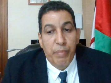 Delegado del Frente Polisario en España