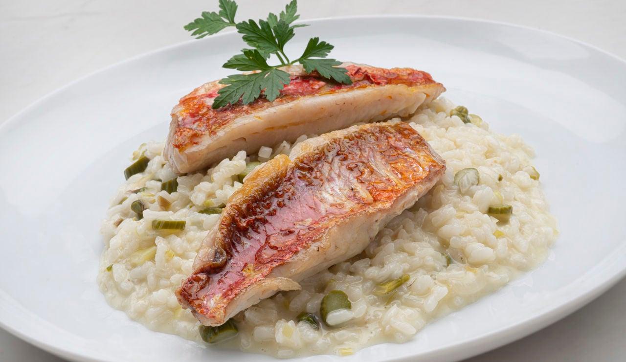 "Receta de risotto con salmonetes, de Arguiñano: ""Siempre queda rico"""