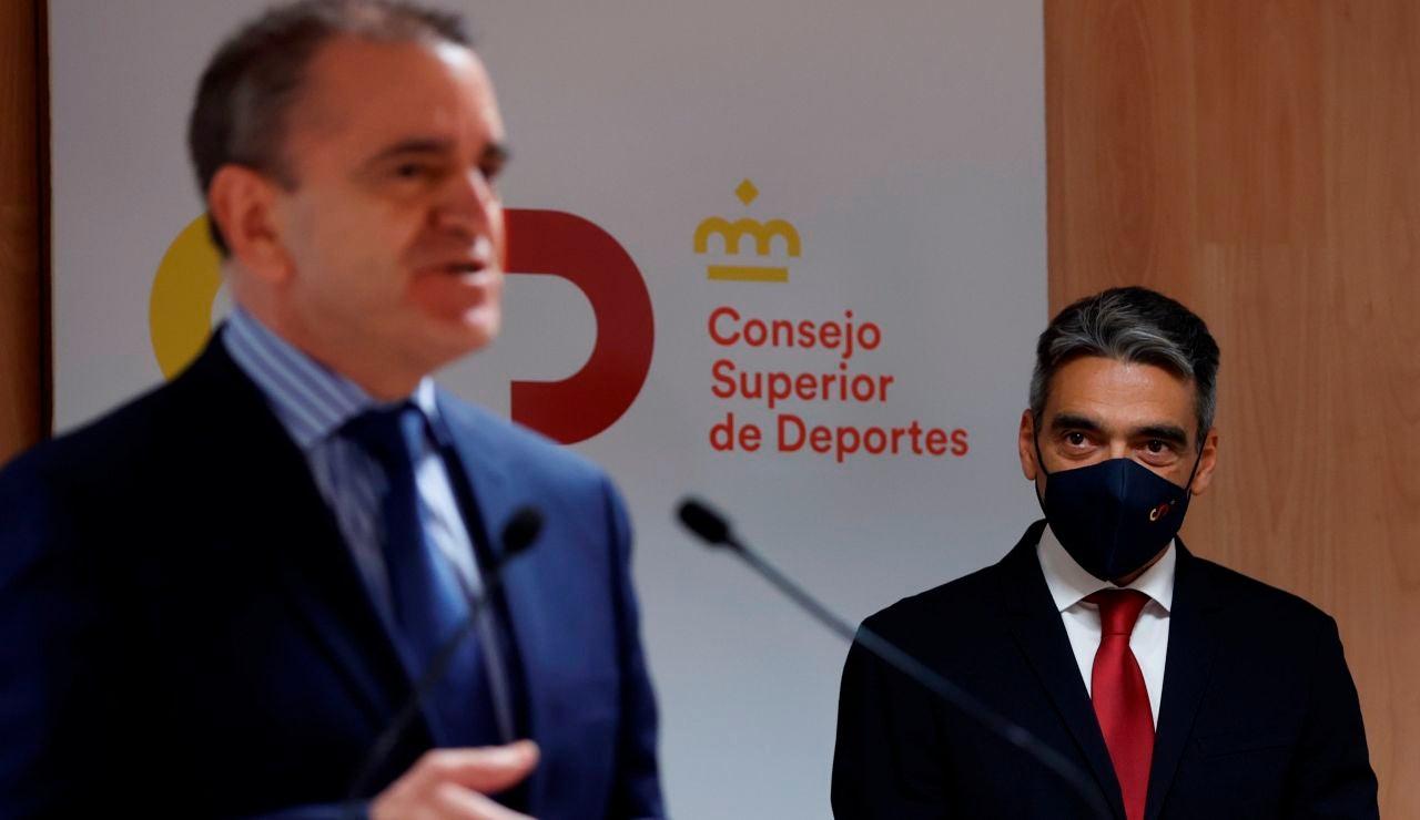 José Manuel Franco, secretario de Estado para el Deporte