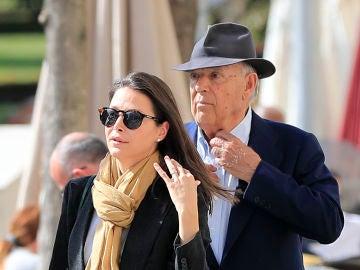 Esther Doña y su marido Carlos Falcó