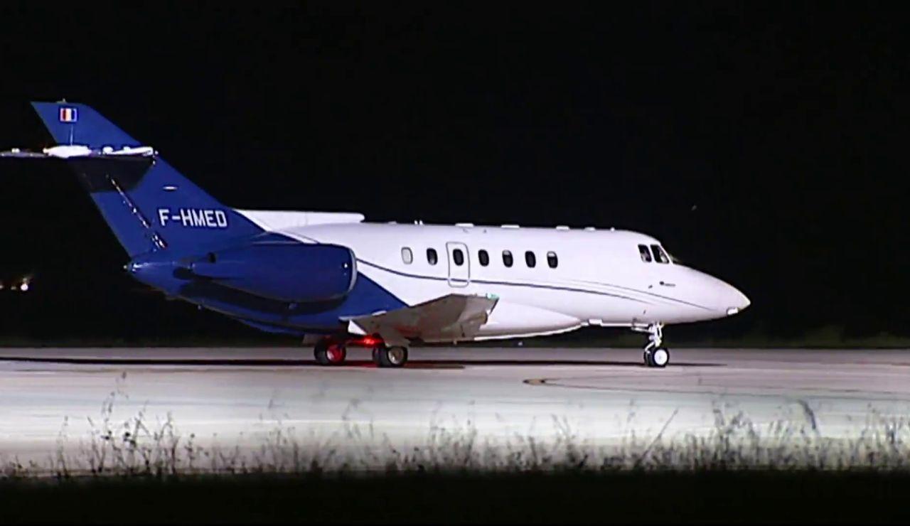 Las diversas versiones del Gobierno sobre la salida de Brahim Ghali de España y el primer vuelo procedente de Argelia
