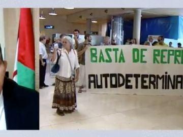 Delegado del Frente Polisario para España