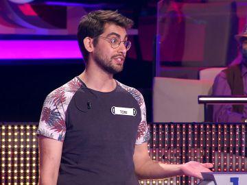 """Un concursante sorprende a Arturo Valls con su afición por """"aprender datos completamente inútiles"""""""