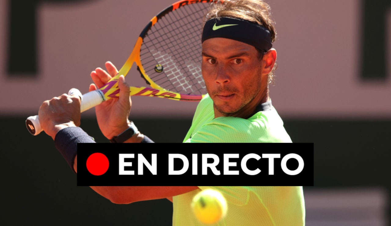 Rafa Nadal - Richard Gasquet: Partido de hoy de Roland Garros 2021, en directo