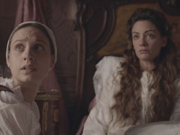 """Amelia pide desesperada la ayuda de Clara: """"No deje que lo pierda, por favor"""""""