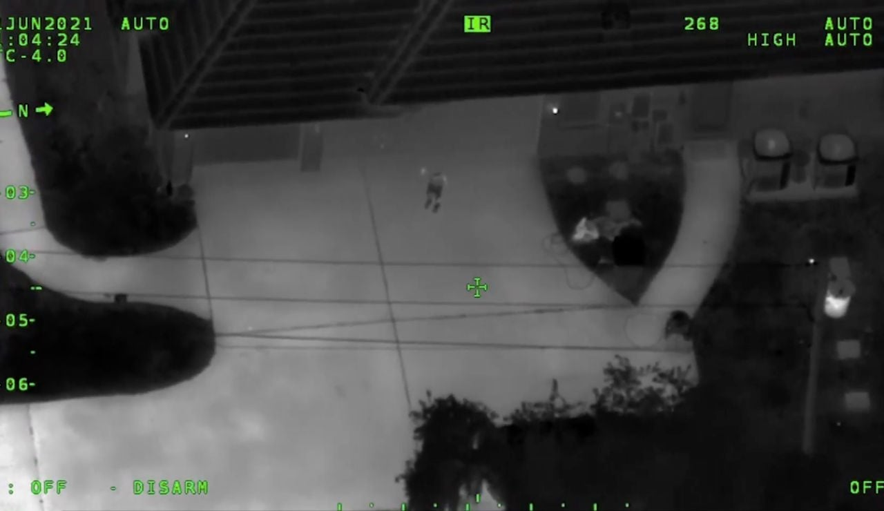Tiroteo entre dos niños y la policía de Florida