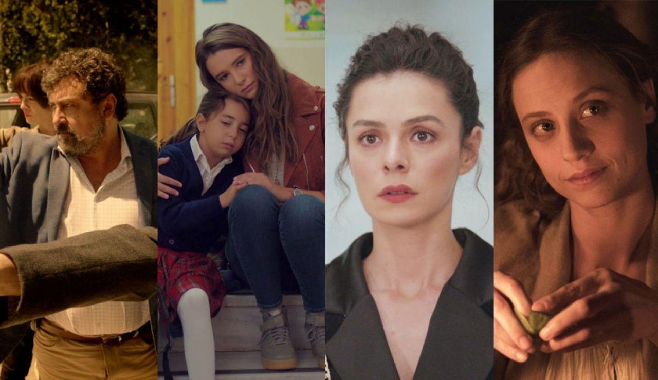 'Los hombres de Paco', 'Mi hija', 'Mujer' y 'La cocinera de Castamar'