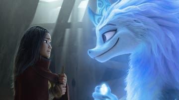 Fotograma de 'Raya y el último dragón'