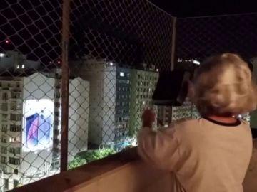 Cacerolazos en Brasil
