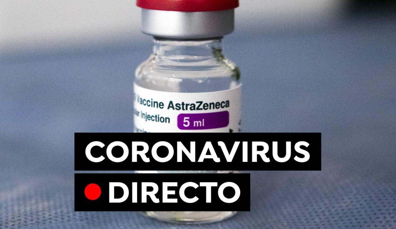 Nuevas restricciones, plan de vacunación y datos del coronavirus en España hoy, en directo