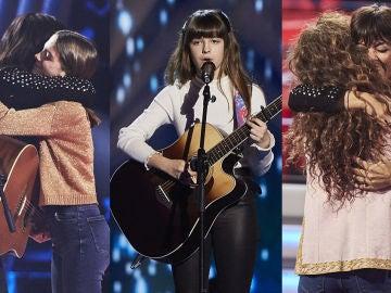 Vanesa Martín y Rosario arrasan con los talents de 'La Voz Kids': prometedores y con mucha verdad