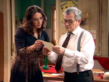 Quintero y Cristina descubren el comodín de Beltrán para salir de la cárcel