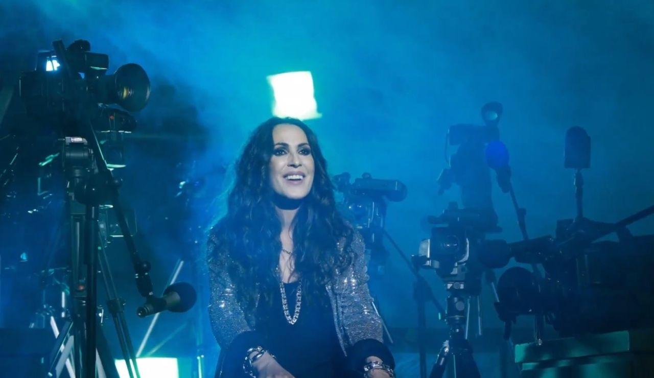 La cantante Malú