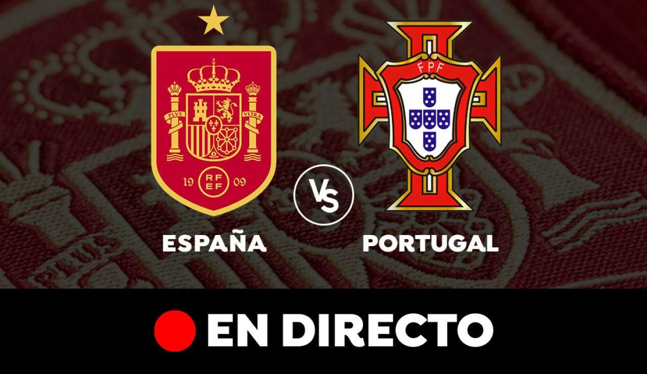 España - Portugal: Resultado y goles del partido de hoy, en directo | Previo a la Eurocopa