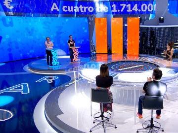 ¿Sensatez vs. impaciencia? Así ha sido el duelo entre Javier y Pablo por 1.714.000 euros