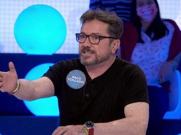 Paco Collado sorprende con sus nuevas imitaciones en 'Pasapalabra'