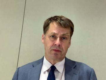 Hugh Elliot, embajador británico en España