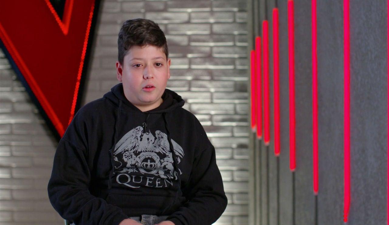 "Xoel Tarín: ""Mi voz tiene superpoderes"""