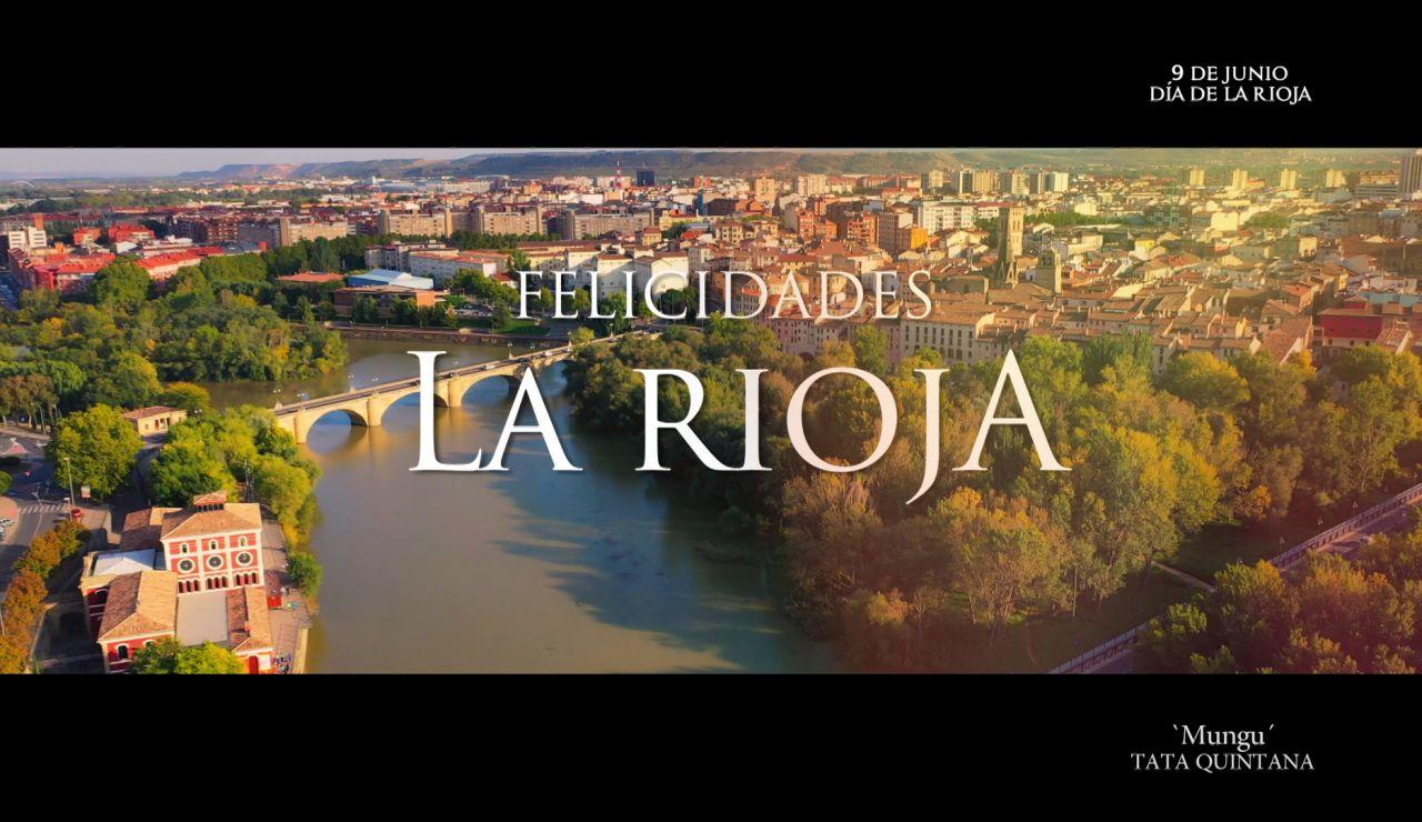Atresmedia felicita a La Rioja por el día de su Comunidad