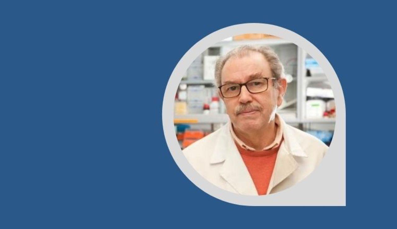 Vicente Larraga, investigador del CSIC