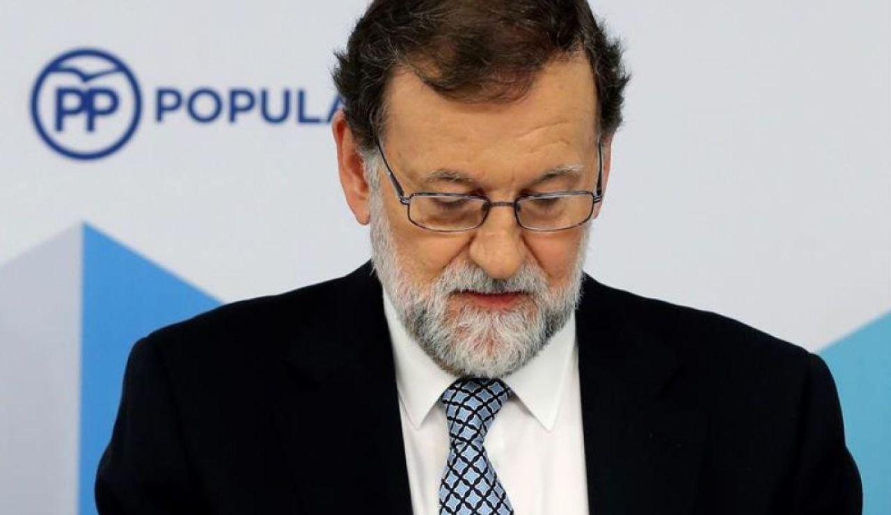 Efemérides de hoy 5 de junio de 2021: Mariano Rajoy