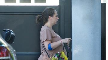 Primeras imágenes de Jennifer Love-Hewitt tras anunciar su tercer embarazo