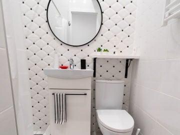 Cuarto de baño sin ventana