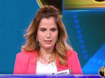 ¿Consigue el doblete? Mariela busca repetir gesta en el Duelo Final por 50.001 euros en '¡Ahora caigo!'