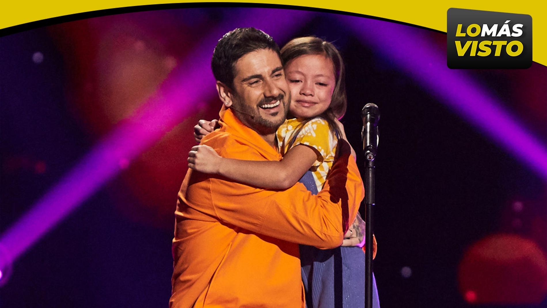Audiencias: Antena 3 logra lo más visto de la televisión con 'La Voz Kids'