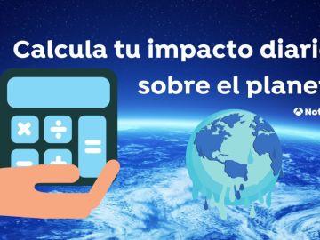 Día Mundial del Medio Ambiente: Calcula tu huella de carbono en el Planeta