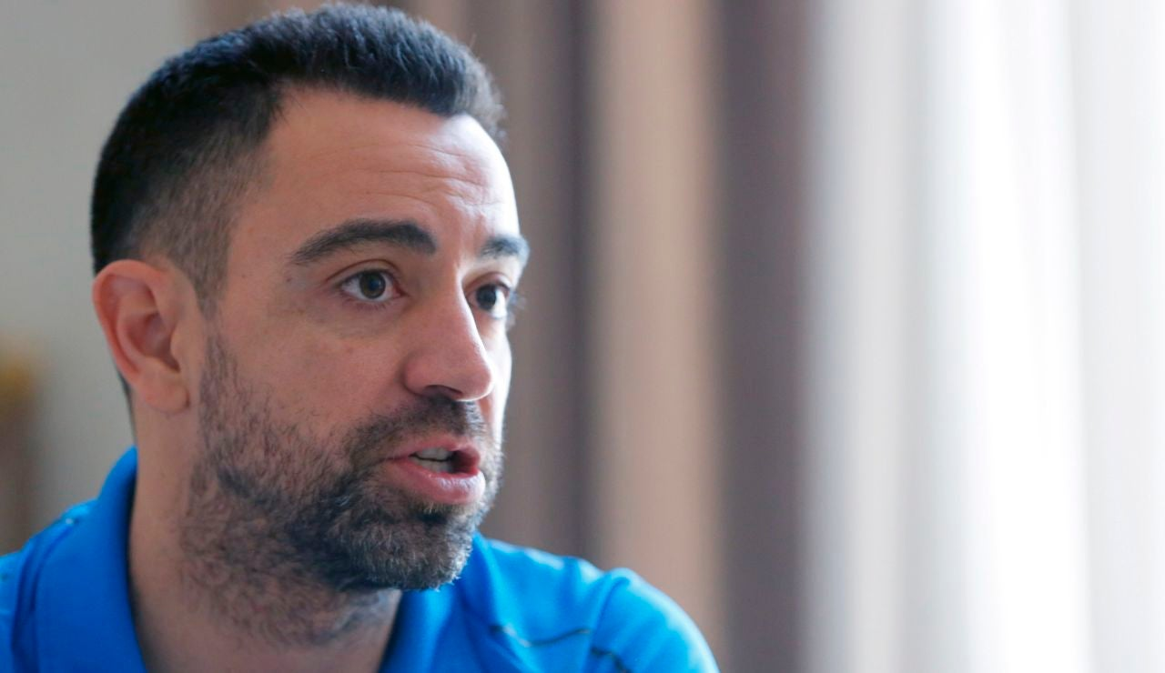 Xavi desvela el motivo de su 'no' al Barcelona