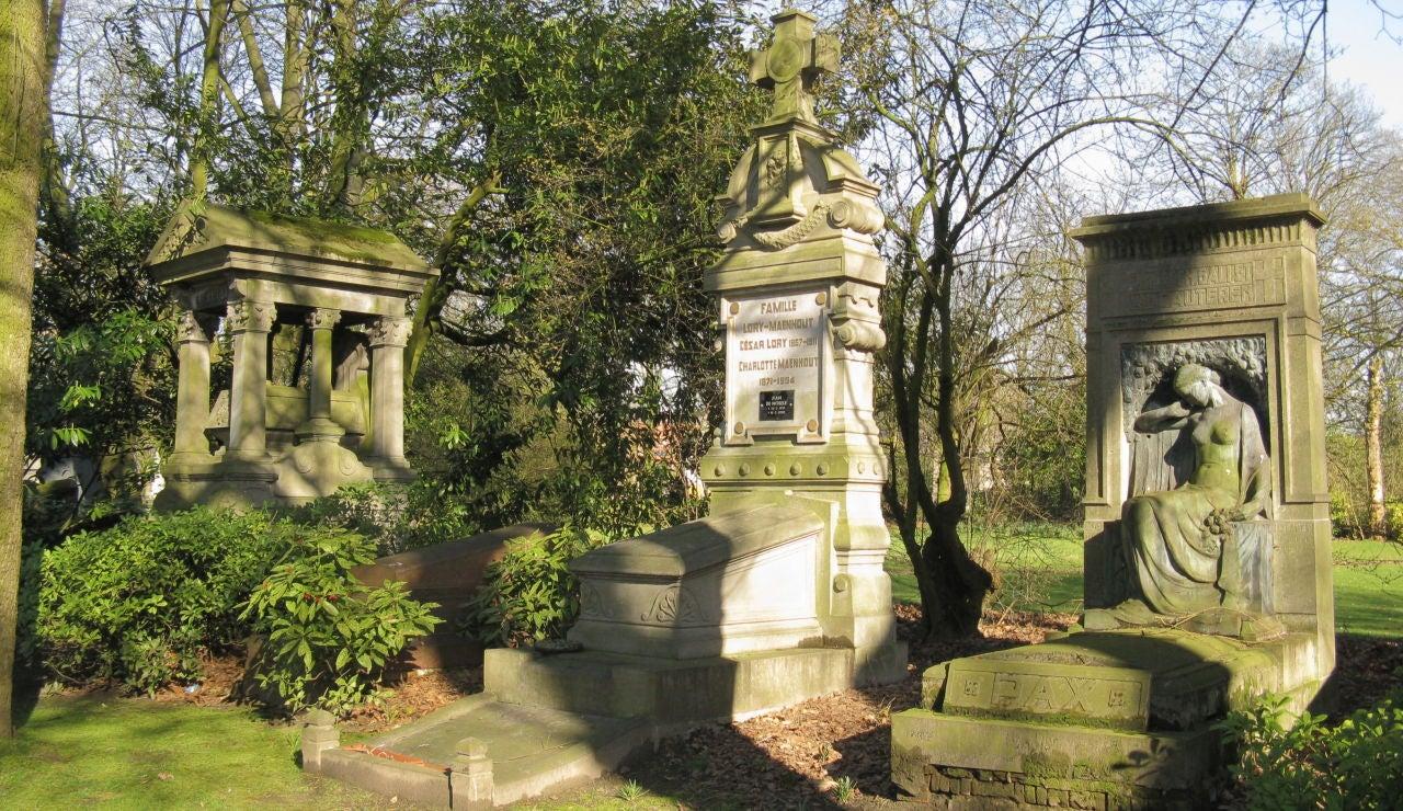 Cementerio de Westerbegraafplaats