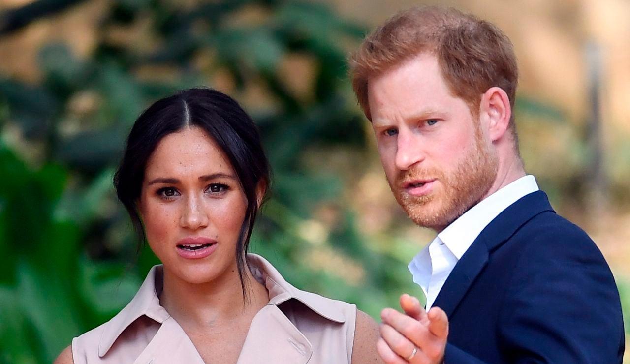 Cronología de la ruptura de Meghan y Harry con la casa real británica
