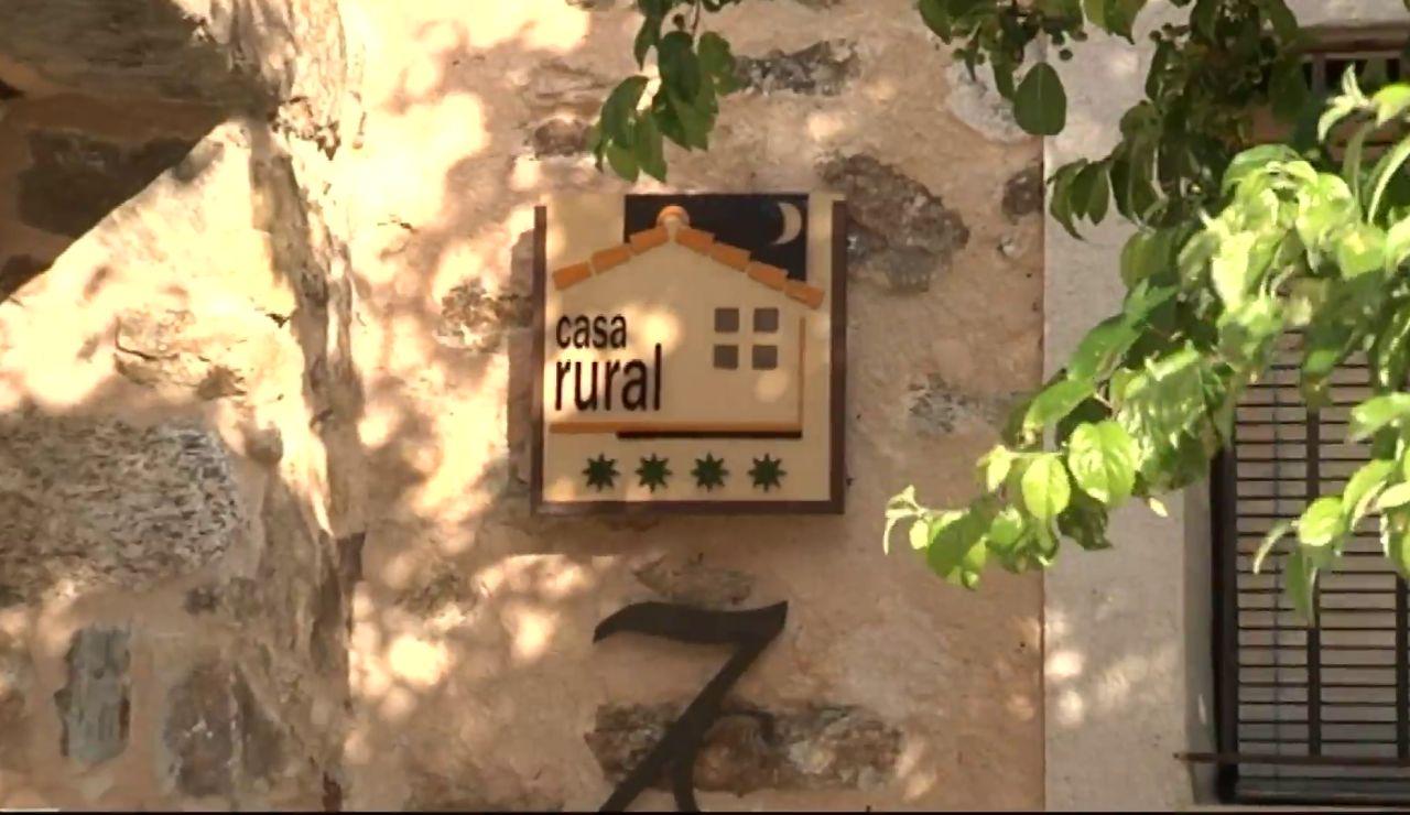 El turismo rural confía en la recuperación al no depender de los visitantes extranjeros