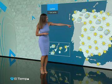 Tu Tiempo (06-06-21) Chubascos y tormentas localmente fuertes en Baleares y en el norte del área mediterránea