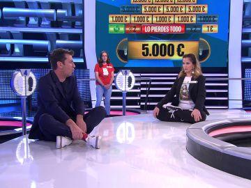 Los estiramientos de Mariela sacan lo peor de Arturo Valls