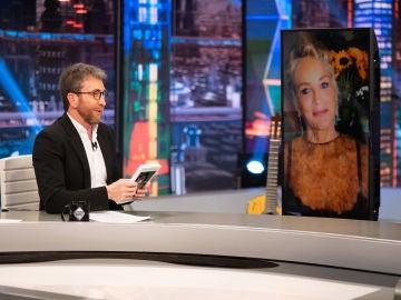 """Sharon Stone desvela su experiencia espiritual tras sufrir un ictus: """"Sientes que sales de tu cuerpo"""""""
