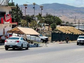 Arrojan cabezas humanas en dos mesas de votación en Tijuana durante las elecciones mexicanas